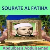 Sourate Al Fatiha (Quran - Coran - Islam) by Abdul Basit Abdul Samad