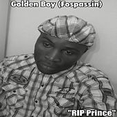 RIP Prince by Golden Boy (Fospassin)