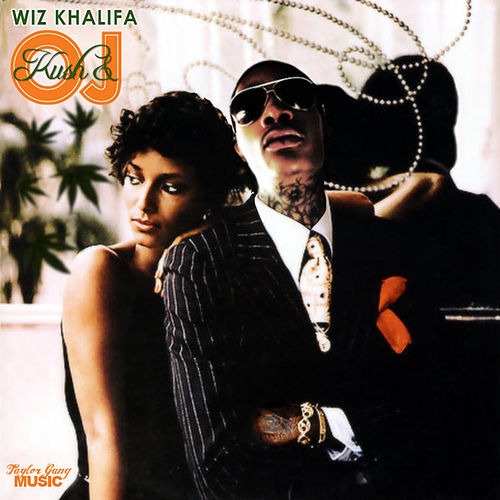 Kush & OJ (Deluxe Edition) by Wiz Khalifa