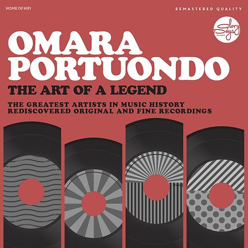 The Art Of A Legend von Omara Portuondo