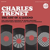 The Art Of A Legend by Charles Trenet