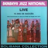 Live 10 ans de succès (Gala d'anniversaire en direct du Palais du Peuple, avril 1971) by Bembeya Jazz National