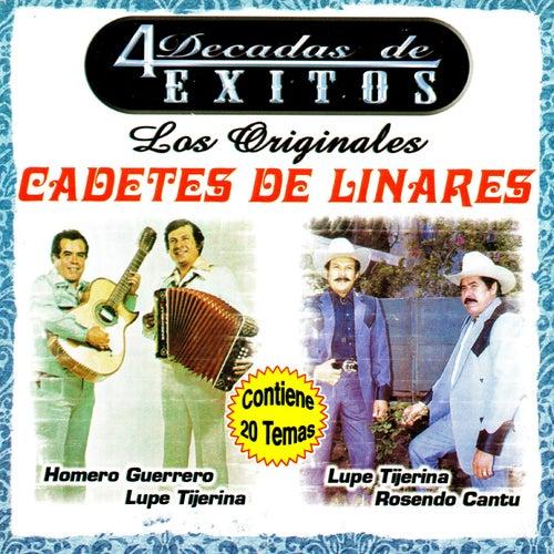 4 Decadas de Exitos by Los Cadetes De Linares