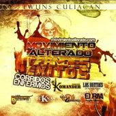 El Movimiento Alterado - Grandes Exitos by Various Artists