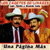 Una Pagina Mas by Los Cadetes De Linares
