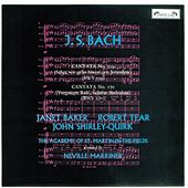 Bach, J.S.: Cantatas Nos. 159 & 170 by Various Artists