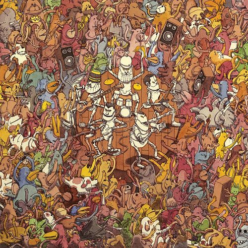 Lemon Meringue Tie (Tree City Sessions) by Dance Gavin Dance