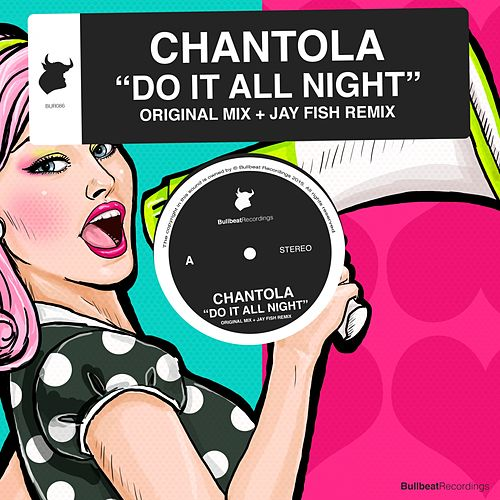 Do It All Night by Chantola