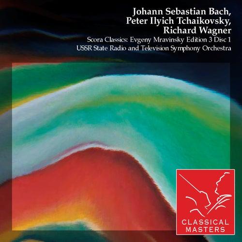 Scora Classics: Evgeny Mravinsky Edition 3 Disc 1 by Various Artists