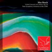 Violin Concerto in G minor, Op. 26 by Victor Tretyakov