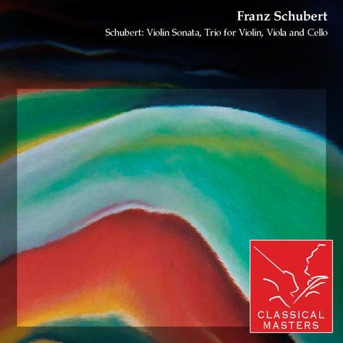 Schubert: Violin Sonata, Trio For Violin, Viola and Cello by Oleg Kagan