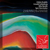 Gennady Rozhdestvensky: Orchestral Works By Kodály, Schönberg, Bartók and Stravinsky by Various Artists