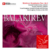 Balakirev: Symphonies Nos. 1 & 2 by Various Artists
