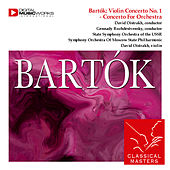 Bartók: Violin Concerto No. 1 - Concerto For Orchestra by Various Artists