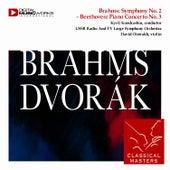 Brahms: Violin Concerto - Dvorák: Violin Concerto by David Oistrakh