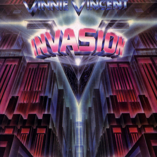 Vinnie Vincent Invasion by Vinnie Vincent
