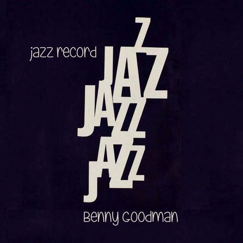 Jazz Record von Benny Goodman