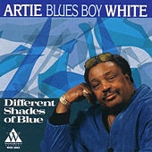 Different Shades of Blue by Artie White