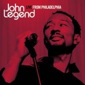 Live from Philadelphia by John Legend
