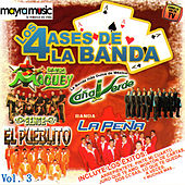 Los 4 Ases De La Banda, Vol. 3 by Various Artists