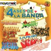 Los 4 Ases De La Banda, Vol. 2 by Various Artists