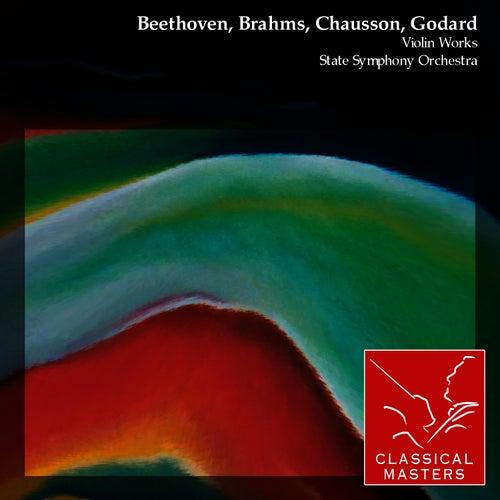 Violin Works by David Oistrakh