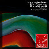 Violin Works by Leonid Kogan