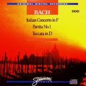 Italian Concerto In F, Partita No 1, Toccata In D by Dubravka Tomsic