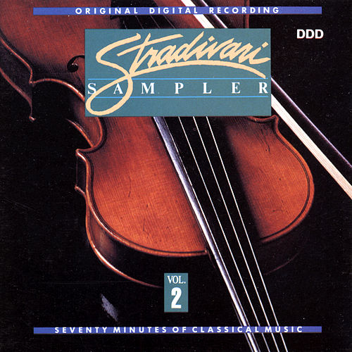 Stradivari Sampler (Vol 2) by Various Artists