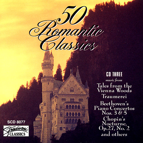 50 Romantic Classics (Vol 3) by Various Artists