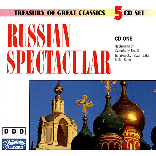 Russian Spectacular (Vol 1) by Various Artists