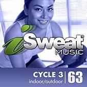 iSweat Fitness Music Vol. 63: Spin Cycle 3 (For Spinning, Indoor Cycling, Interval Training, Workouts) by Various Artists