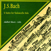 Bach: 6 Suites for Violoncello by Bohemian Classic Mix 01
