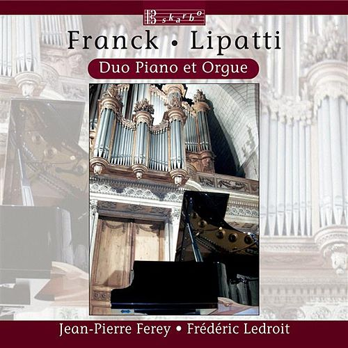 Duet Piano and Organ by Jean-Pierre Ferey