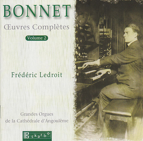 Bonnet : Œuvres Complètes - Vol. 2 by Frédéric Ledroit