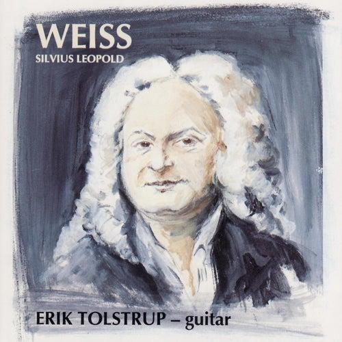 Silvius Leopold Weiss by Erik Tolstrup