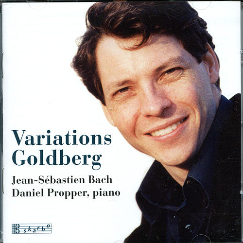 Bach : Goldberg Variations by Daniel Propper