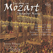 The oboe in Mozart chamber music by Jeremy Polmear