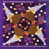 The Contemporary Percussionist - Udow / Watts by Various Artists