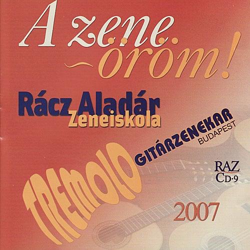 Racz Aladar Zeneiskola 2007: A zene~õrõm! - Bach, Praetorius, Bizet by Rácz Aladár Zeneiskola