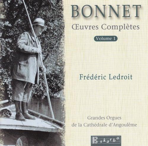 Bonnet : Œuvres Complètes - Vol. 1 by Frédéric Ledroit
