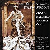 Flute Sonatas From The Italian Baroque by Karl Kraber