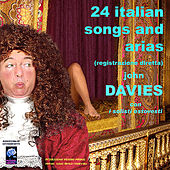 24 Italian Songs and Arias von John Davies