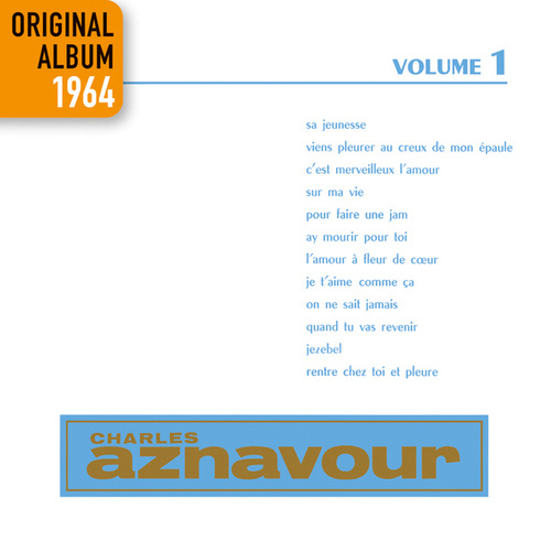 Réenregistrement, Vol. 1 by Charles Aznavour