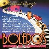 Boleros Desde El Corazón by Various Artists