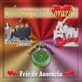 Sólo para Tu Corazón: Frío de Ausencia by Various Artists