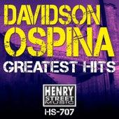 Davidson Ospina Greatest Hits - EP by Davidson Ospina