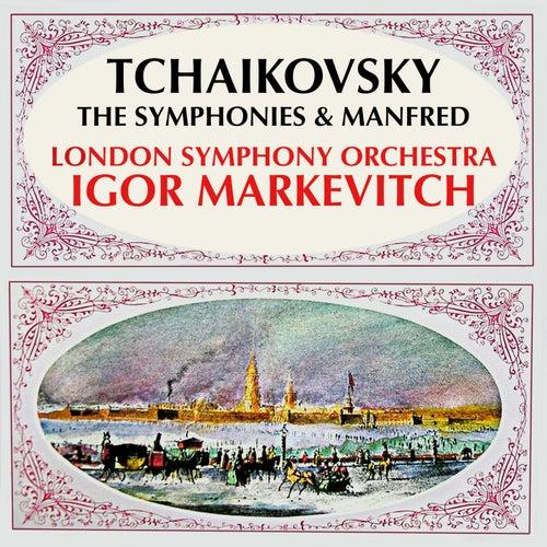 Tchaikovsky: The Symphonies & Manfred by London Symphony Orchestra