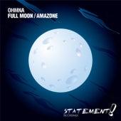 Full Moon / Amazone by Ohmna