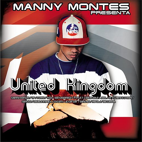 United Kingdom by Manny Montes